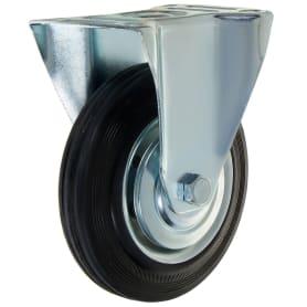 Колесо NF-0019, 160 мм неповоротное без тормоза