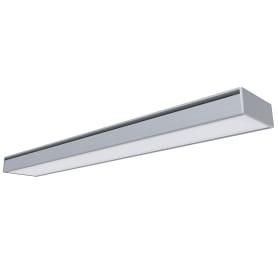 Профиль для светодиодной ленты прямой 1 м