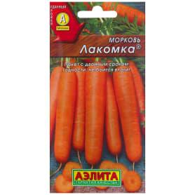 Семена Морковь «Лакомка»
