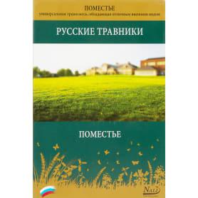 Семена газона Русские травники Поместье 1 кг