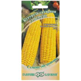 Семена Кукуруза сахарная «Соблазн»