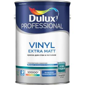 Водно-дисперсионная краска Dulux Vinyl Matt база BW 5 л