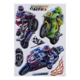 Наклейка 3D «Мотоциклы» POA 1011