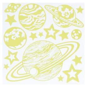 Наклейка светящаяся «Космос» RDA 8301