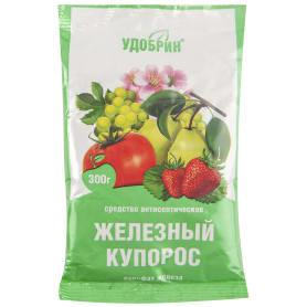 """Средство для защиты растений от болезней """"Железный купорос"""" 300 г"""