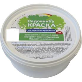 Краска cадовая для защиты садовых растений  3 кг