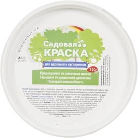 Краска cадовая для защиты садовых растений  0.75 кг