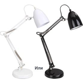 Настольная лампа Inspire Джон 1xE14x40 Вт, металл