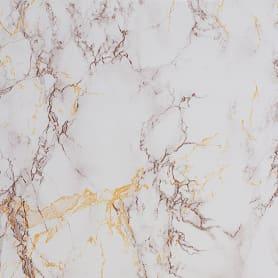 Пленка самоклеящаяся 3960, 0.45х2 м, мрамор, цвет серебристый/бежевый