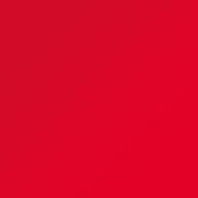 Пленка самоклеящаяся 7011В, 0.45х2 м, цвет красный, глянцевый