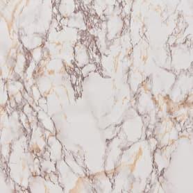 Пленка самоклеящаяся 3960, 0.9х2 м, мрамор, цвет серебристый/бежевый