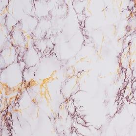 Пленка самоклеящаяся 3960, 0.45х8 м, мрамор, цвет серебристый/бежевый