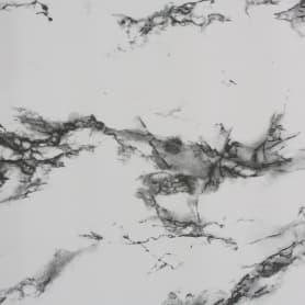 Пленка самоклеящаяся 3958, 0.9х8 м, мрамор, цвет чёрно-белый