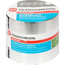 Лента-герметик Никобенд, 10х0,15 м, цвет серебро