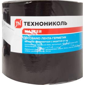 Лента-герметик Никобенд, 10х0,15 м, цвет коричневый