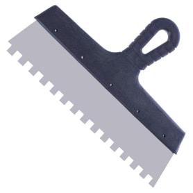 Шпатель зуб 10х10 мм 300 мм