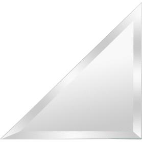 Плитка зеркальная NNLM26 треугольная 15х15 см
