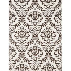 Декор «Катар» 25х33 см цвет белый