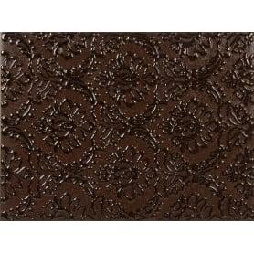 Декор «Катар» 25х33 см цвет коричневый