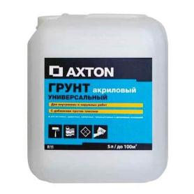 Грунт универсальный Axton 5 л