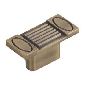 Ручка-кнопка Kerron RK-017 BA металл цвет бронза