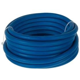 Шланг для кислорода, D9 мм, 10 м, цвет синий