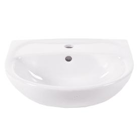 Раковина Универсал Катунь, керамика, 50 см, цвет белый