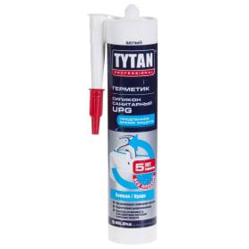 Герметик силиконовый белыйTytan Professional, 310 мл