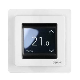 Терморегулятор Devireg Touch, цвет белый