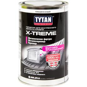 Герметик для кровли бесцветный Tytan, 1 кг