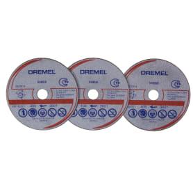 Круг отрезной по металлу для Dremel DSM20