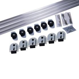 Комплект фурнитуры для раздвижных дверей Gamma 2400 мм для 3 дверей