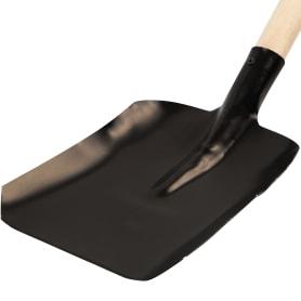 Лопата совковая 130 см с черенком