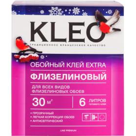 Клей для флизелиновых обоев Kleo Extra 30 м²