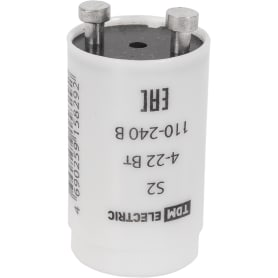 Стартер TDM S2, 4-22Вт, 127В, алюминий