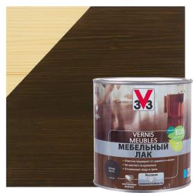 Лак для мебели V33 акриловый цвет венге 0.5 л