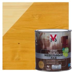 Лак для мебели V33 акриловый цвет золотой дуб 0.5 л