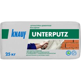 Штукатурка цементная Knauf Унтерпутц 25 кг