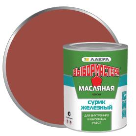 Краска Выбор Мастера сурик железный 1 кг