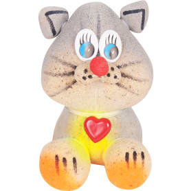 Сувенир садовый «Травянчик Кот»