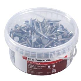 Гвозди кровельные винтовые Технониколь для гибкой черепицы, 1 кг