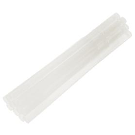 Клеевые стержни Matrix 11х200 мм цвет прозрачный 12 шт.