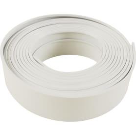 Бленда для пластикового карниза 500 см пластик цвет белый