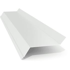 Отлив 50x2000 мм цвет белый