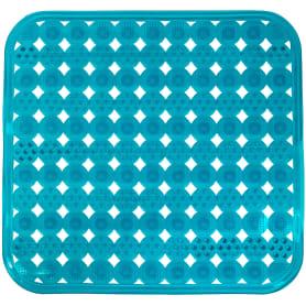 Коврик для душа массажный, 45х45 см цвет в ассортименте
