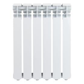 Радиатор Monlan 500/70, 6 секций, алюминий