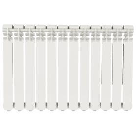 Радиатор Monlan 500/70, 12 секций, алюминий