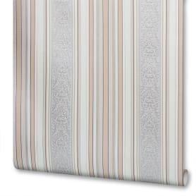 Обои бумажные Роксана серые 0.53 м 25Н-МО