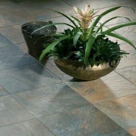 Керамогранит «Сланец» 30х30 см 1.44 м2 цвет коричневый
