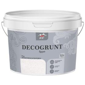 Грунт под декоративную штукатурку Parade Ice Decogrun 2.5 л